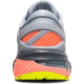 asics Gel-Kayano 26 Lite-Show Schuhe Damen piedmont grey/sun coral